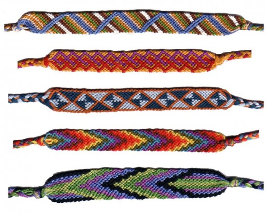 Плетение фенечки: подробная инструкция
