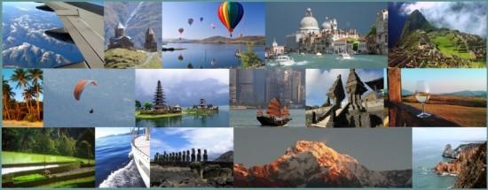 Увлечение путешествием по странам (2)