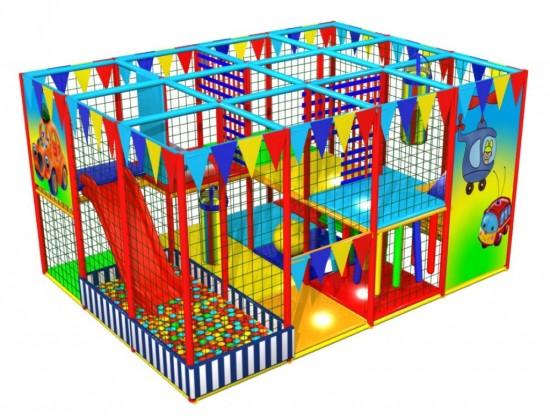 Чем полезен детский игровой лабиринт (2)