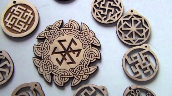 Символика и магические свойства славянских оберегов