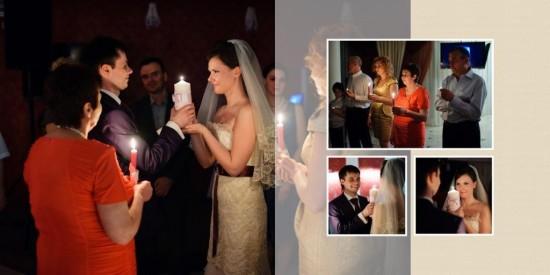 Изготовление свадебной фотокниги 3