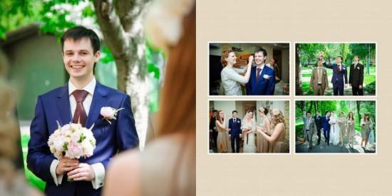 Изготовление свадебной фотокниги 5