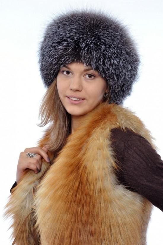 В меховом царстве дамских шапок 1