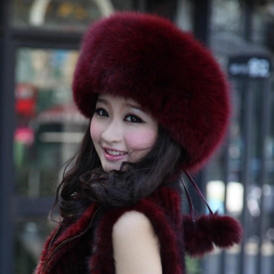 В меховом царстве дамских шапок 3