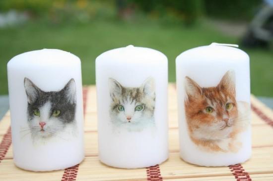 Самый красивый и простой подарок своими руками: ароматные свечи2