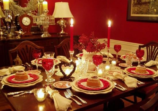 Идеальный праздничный ужин1