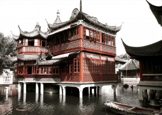 Умиротворяющий остров Южного Китая3
