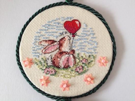 Прекрасное и вечное искусство вышивки крестом3