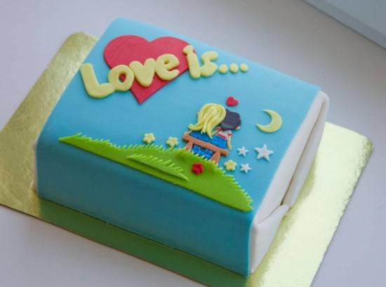 Торт на торжество