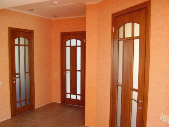 Как можно декорировать межкомнатные двери1
