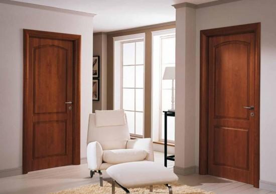 Как можно декорировать межкомнатные двери3