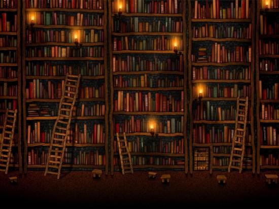 Коллекционирование книг и сохранение знаний на дому3