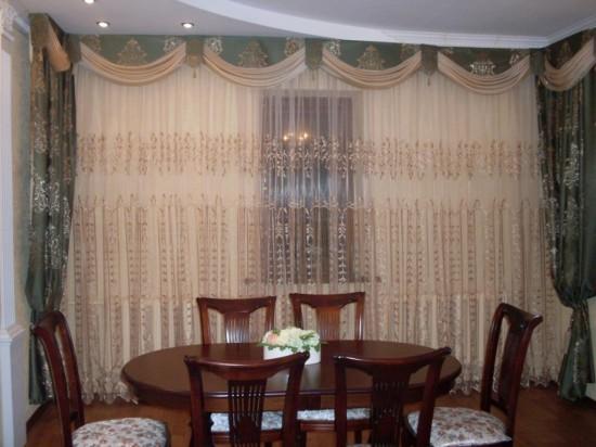 Советы хозяйкам по пошиву штор
