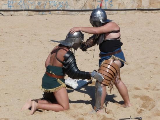 Увлечение средневековой романтикой или историческая реконструкция3
