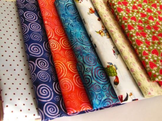 Какие ткани не нужно использовать для шитья одежды.