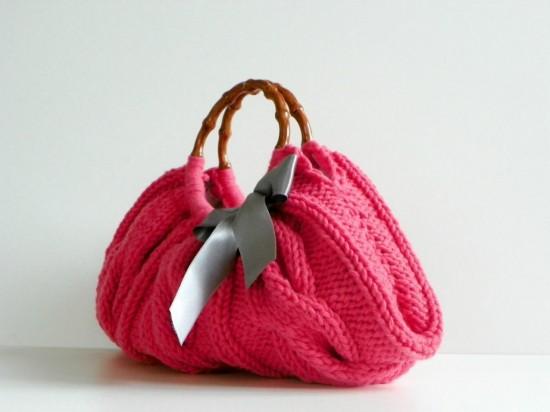 Осваиваем новое хобби – декорируем сумку3