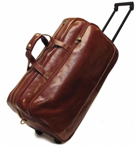 дорожные кожаные сумки для женщин 2