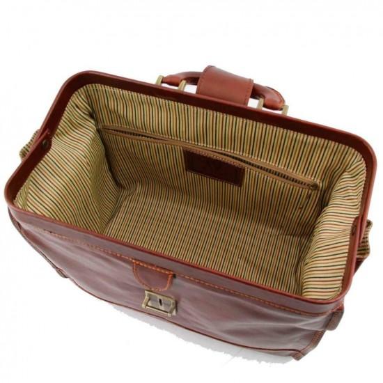 дорожные кожаные сумки для женщин 4