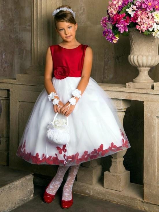 платья для девочки 2