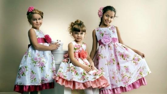 платья для девочки 4
