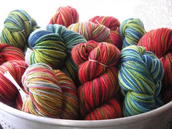 Как выбрать пряжу для вязания?