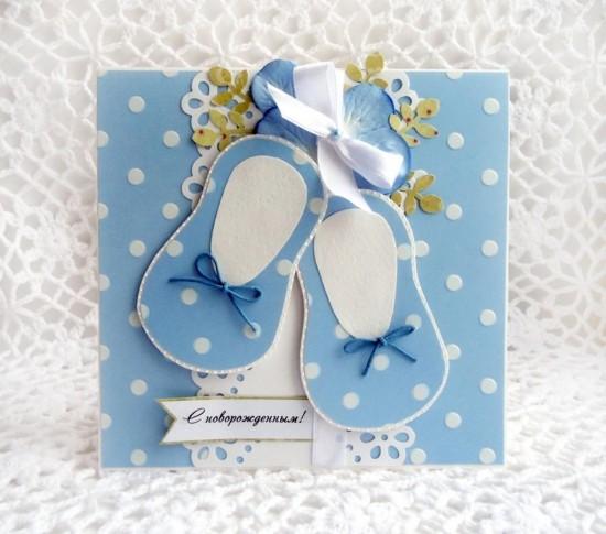 Подарок любимым - открытки своими руками1