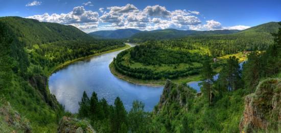 Сибирь – пункт назначения для многих путешественников