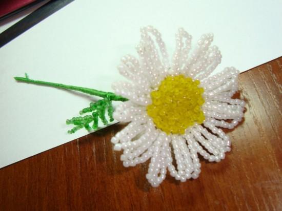 Маленькие хитрости плетения бисером