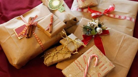 Красиво пакуем подарки своими руками