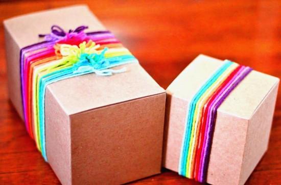 Красиво пакуем подарки своими руками2