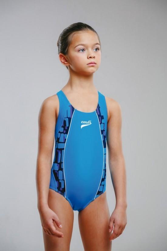 Как сшить детский спортивный купальник