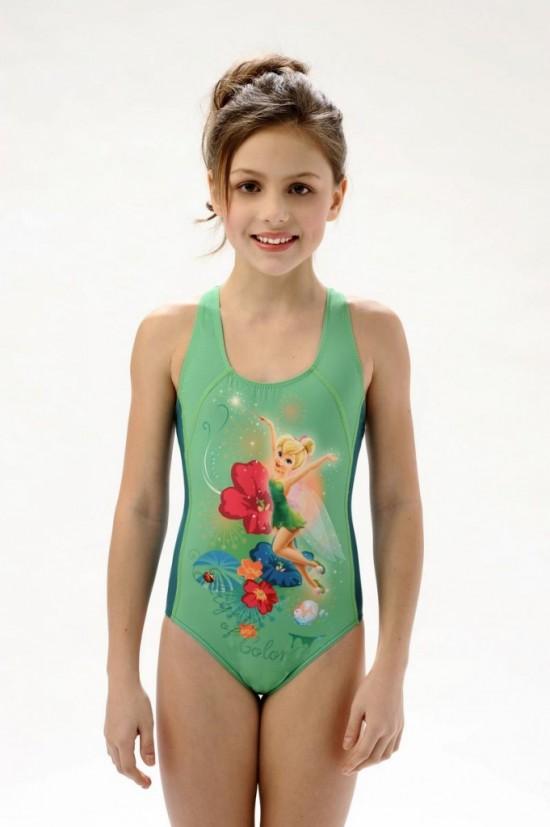 Как сшить детский спортивный купальник 3