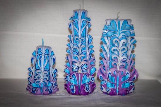 Изготовление свечей - увлекательное хобби